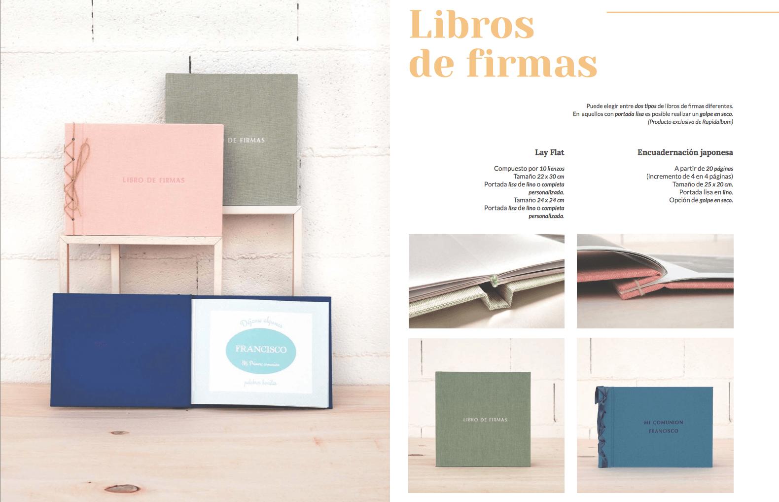 fotografo-de-comunión-en-Madrid-libros-de-firmas
